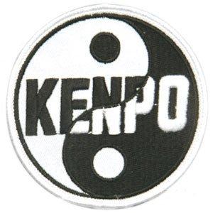 House Brand Kenpo Yin & Yang Patch