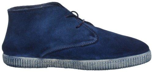 cuero Azul unisex 2 de deporte Zapatillas 2 de Blanca n2Blanca Nat Blau Navy 2 RwPfTUgzqq