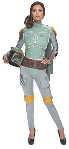 Star Wars Boba Fett Womens Costume