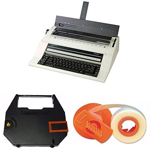 - Nakajima AE-710 Electronic Office Typewriter LO001 Lift Off Correction Tapes 6 Pack Typewriter Correctable Ribbon Bundle