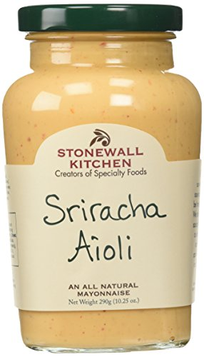 Stonewall Kitchen Sriracha Aioli, 10 oz (Kick It Up Sauce compare prices)