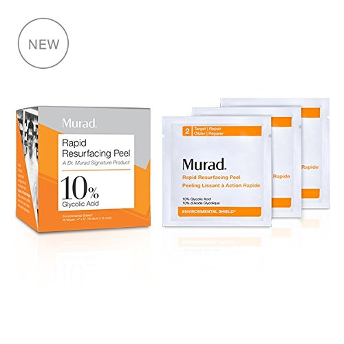 Murad Rapid Resurfacing Peel, 16 - Pack