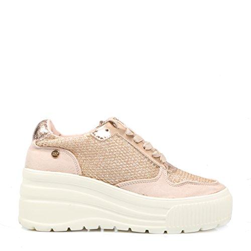 Rosa Rosa Rosa Sneaker Pink XTI Sneaker Damen XTI Sneaker Damen Pink Damen Pink XTI OEqw4q