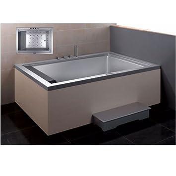 Luxus Design Indoor Whirlpool Badewanne / Whirlpoolwanne für moderne ...