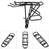 DaMohony Bicycle Rear Seat Durable Mountain Bike