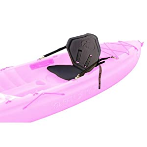 Surf to Summit Outfitter Series Black Tall Back No Pack Kayak Seat