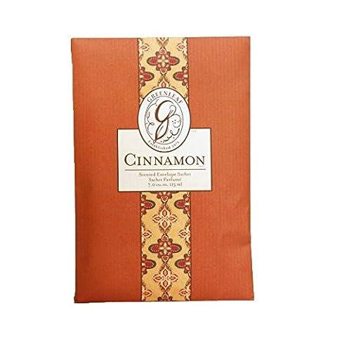 Greenleaf Large Scented Fragrance Sachet 115ml - Cinnamon - Cinnamon Scented Perfume