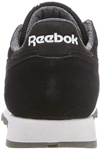 Reebok White Leather 000 Black Cl Noir Nm Noir Fitness de Chaussures Homme 40 EU FF4q67rn