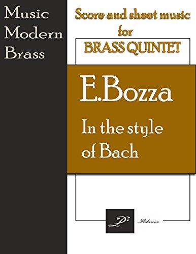 Brass Quintet Trombone - 5
