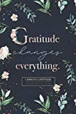 Gratitude Journal: Your Best 5 Minutes to a