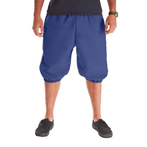 Men's Knickers Pants (Large/X-Large, Navy Blue) ()