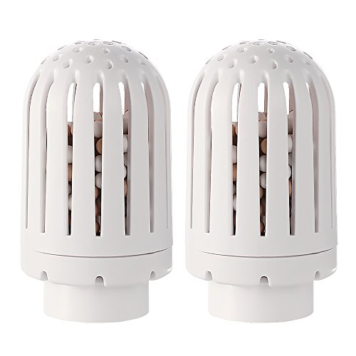 (TaoTronics TT-AH001 TT-AH002 TT-AH019 Ceramic Cartridges, Replacement Filters for Humidifiers, White, Pack of 2 )
