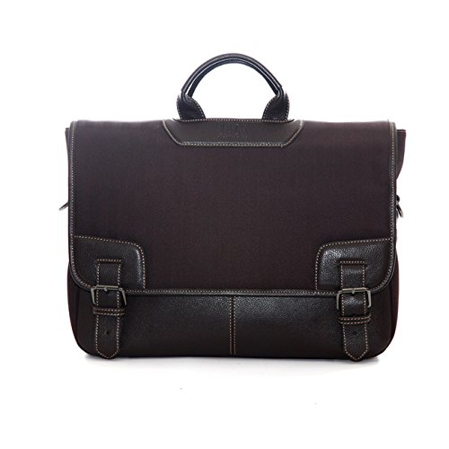 "Jack by Jill-e Designs, Daniel 15"" Laptop Bag, 14.5 x 4.5..."