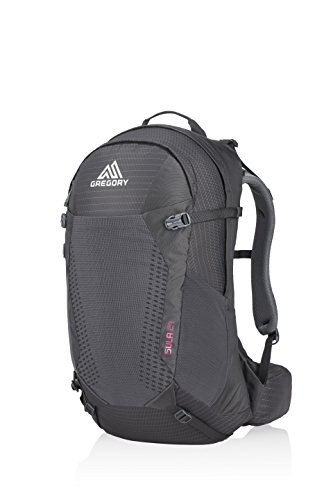 Gregory Mountain Products Women's Sula 24 Liter Backpack, Nightshade Grey, One Size ()