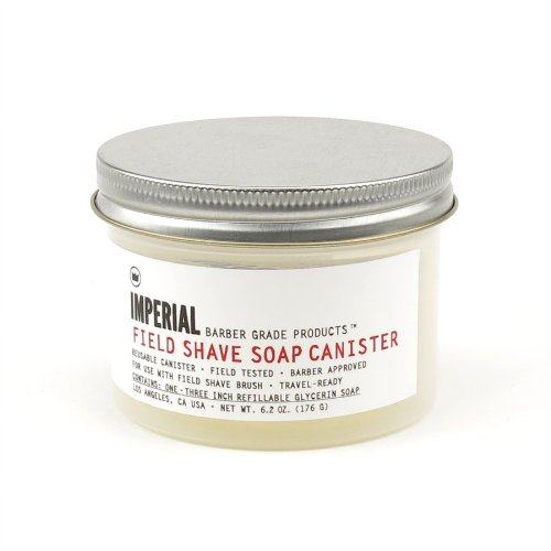 Imperial Natural Glycerin Reusable Canister