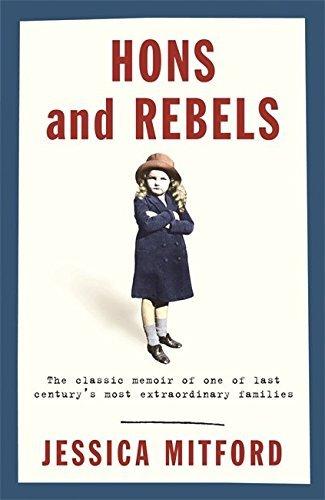 Hons & Rebels (Rebelles Honorables) de Jessica Mitford 4173hh5yfwL