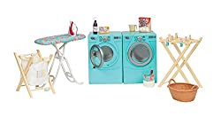 """Our Generation Dolls Tumble & Spin Laundry Set For Dolls, 18"""""""