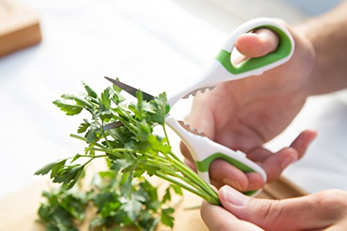 ZYLISS Herb Scissors - Trimming Weeds and Flower Buds
