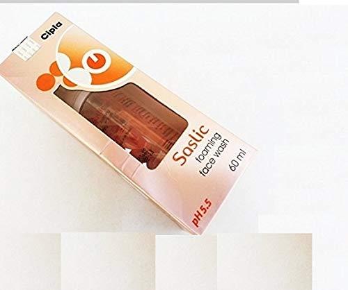 Cipla Ltd. Saslic Foaming Face Wash- 60Ml