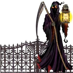 Halloween GATEKEEPER and GRAVEYARD GATE