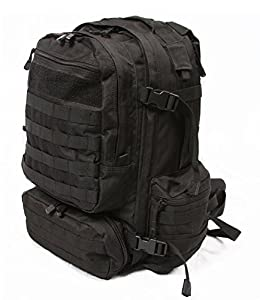LA Police Gear Operator Tactical Backpack