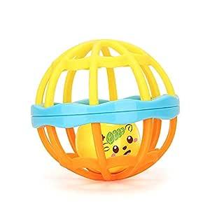 Pelotas para Bebés Bola de goma suave del juguete del bebé de la ...