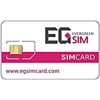 EG SIM Prepaid Simcard for South Korea: Internet: LTE (90 Days)