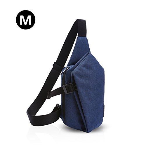 FANDARE Bag Chest Bag Sling Sacs raq5rw6