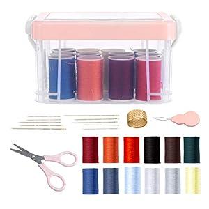 12-Color Needlework Box Set / Tailoring Sewing Kit