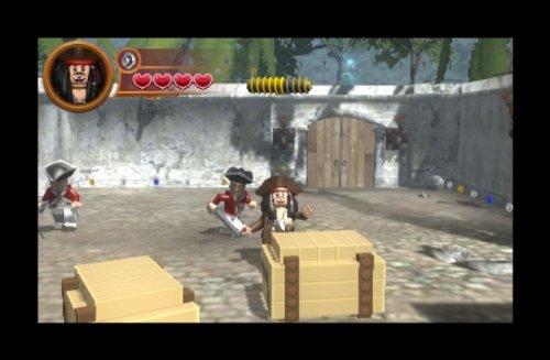 Amazoncom Lego Pirates Of The Caribbean Nintendo Wii Disney