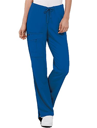 (Jockey Women's Scrubs Scrub Pant, Royal Blue, XSP)