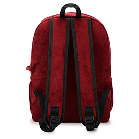 Amazon.com | Women Corduroy Backpack Satchel School Bags Casual Travel Daypacks Rucksack Bookbags for Girls | Kids Backpacks