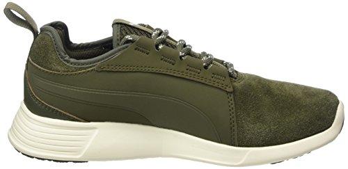 Puma Unisex-adult St Trainer Evo V2 Sd Sneaker Green (olijf Nacht-nacht)