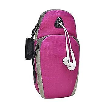 Cinta de correr bolsas bolsa muñeca cartera banda unisex Running ...