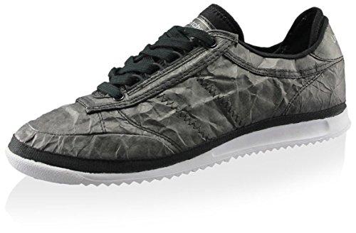 Utility Scucite Donna Sneaker Moda Corsia Veloce Nera