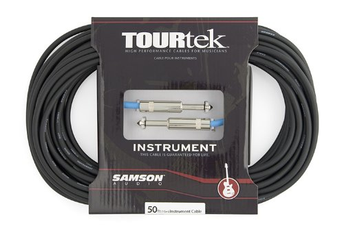 Samson Tourtek TI50 50' Instrument Cable
