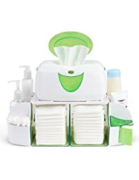 Munchkin Diaper Duty Organizer,Green BOBEBE Online Baby Store From New York to Miami and Los Angeles