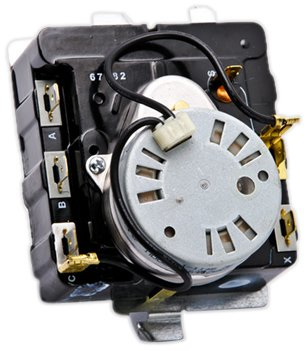 GE WE4M533 Timer for Dryer by GE