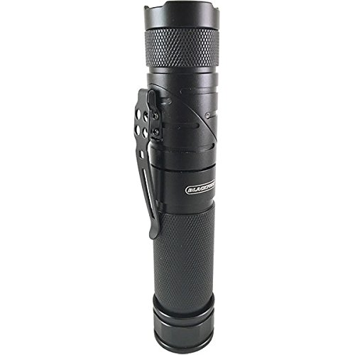 Black Blackfire Twist 3AAA LED Tactical Light pack 5