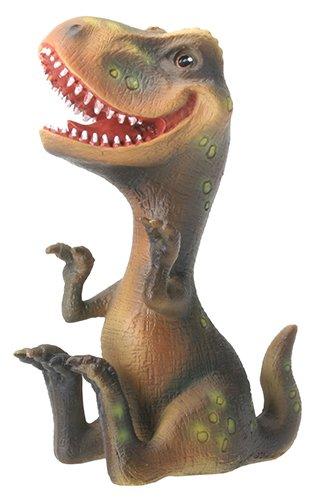 Light Color Painted Baby T-Rex Dinosaur Figurine Statue Decor