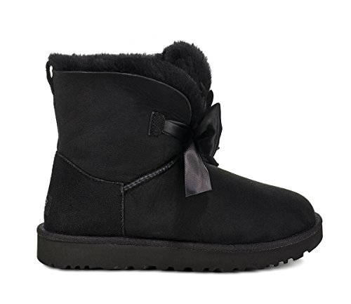 UGG Gita Bow, Botin Women. Black