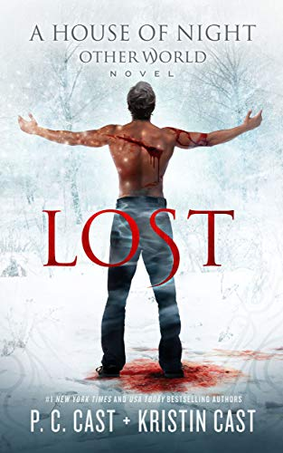 Lost Cast - Lost (House of Night Other World series, Book 2) (House of Night Other World Series, 2)