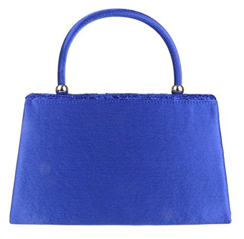 Girly Handbags - Cartera de mano Mujer azul real