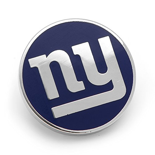 NFL New York Giants Lapel Pin, Officially -
