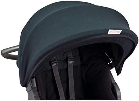 JANABEBE Cubre capota para Coche Stokke Xplori y crusi (BLACK SERIES)