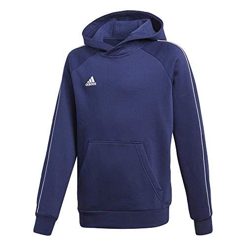 Bambini bianco Hoody Y Blu blu Scuro Unisex Felpa Core18 Adidas PpxfAA