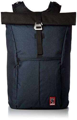 Indigo Nylon Backpack - 4