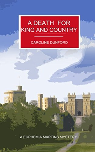 book cover of A Death for King and Country