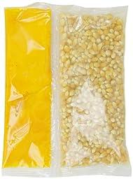 Benchmark 40006 Popcorn Portion Pack, For 6 oz Popper (Pack of 24)