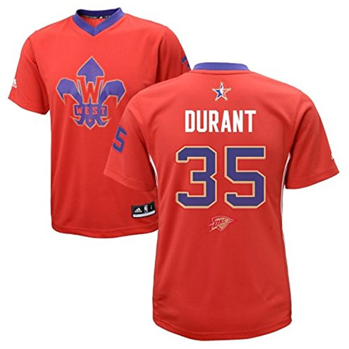 evin Durant) All-Star Replica Jersey, Youth Medium(10-12) ()